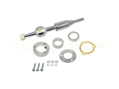 Short Shift Kit 'Quick Throw Shifter' 6 Speed Large Bush 21.6mm OD (NB8B/C)