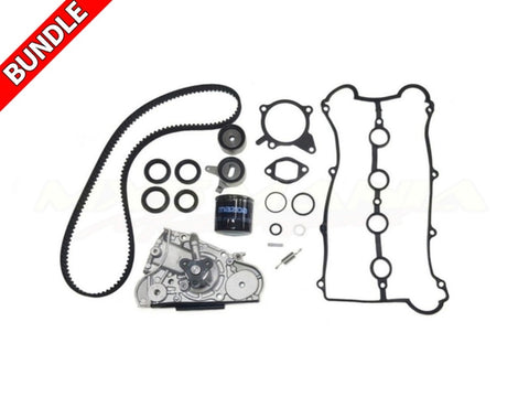 DIY 100,000k Service Kit Timing Belt /  Water Pump / Gaskets / Seals etc (NB8A)