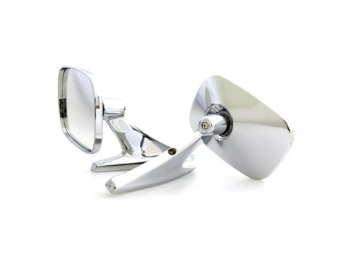 Classic Chrome Mirror Pair *Factory Seconds* (NA/NB)