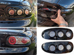 Classic Style Rear Light Covers - Jass Performance (NC 2005-2008)