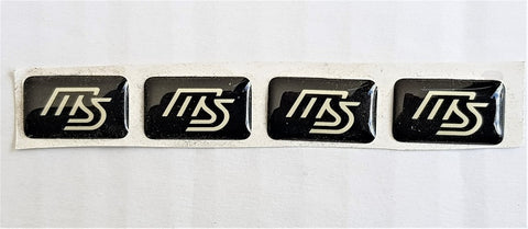 MazdaSpeed 3D Domed Badge Sticker   (NA/NB/NC/ND)