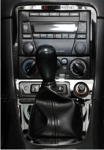 Leather Gear Shift Boot - Jass Performance - (NB 1998-2004))