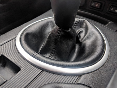 Leather Gear Shift Boot - Jass Performance - (NC 2005-2014))