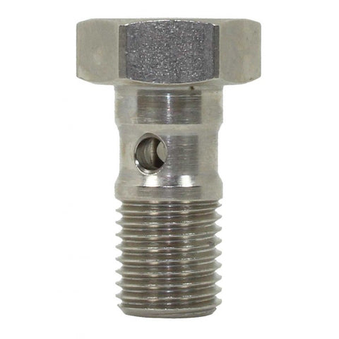 SpeedFlow Single Banjo Bolt Metric M10 x 1.5