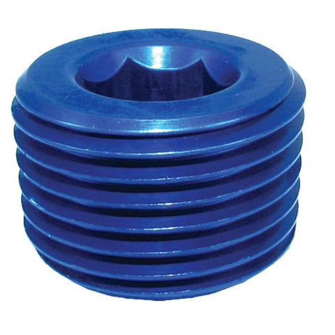 NPT Plugs - 932 Series-Blanking screw hex Plug - 1/4 NPT