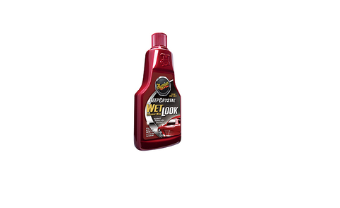 Meguiar's Deep Crystal Wet Look Wax
