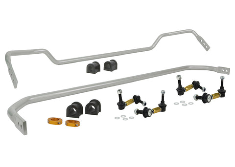 Whiteline Front and Rear Sway Bar Kit - BMK004  (NC 2005-2014)
