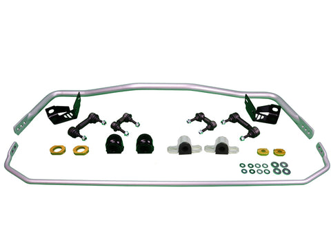 Whiteline Front and Rear Sway Bar Kit w/ 2 Pairs of Links  - BMK013  (ND 2015>)