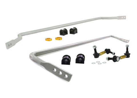 Whiteline Front and Rear Sway Bar Kit w/ 1 Pair Links - BMK014  (NB 1998-2004)