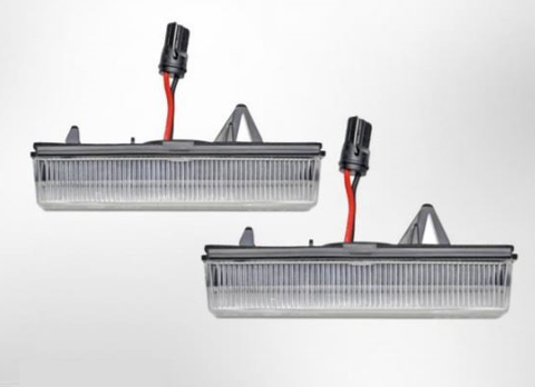 LED Number Plate / Licence Plate Lights [Pair] - (NC 2005-2014)
