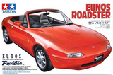 TAMIYA 1/24 Model Eunos Roadster Kit