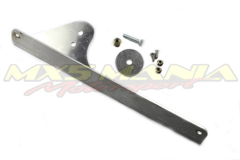 Side Mount 'Offset' Number Plate Bracket - Passenger Side (NA/NB 1989-2004)