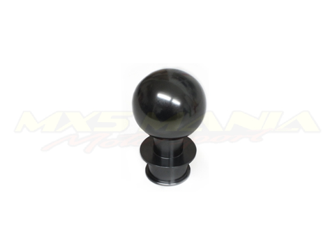 Car Make Corn's - Gunmetal Gear Shift Knob - 5spd/6spd (NA/NB/NC/ND 1989>)