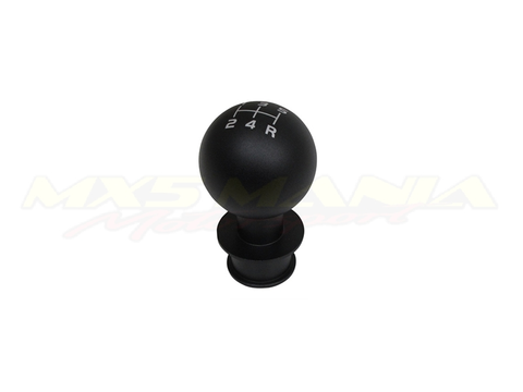 Car Make Corn's - Matte Black Gear Shift Knob 5spd (NA/NB8A 1989-2000)