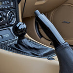 Piano Black Handbrake Handle - Voodoo (NA/NB 1989-2004)