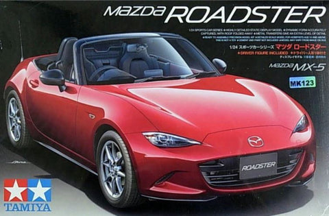 TAMIYA 1/24 Model ND Roadster Kit