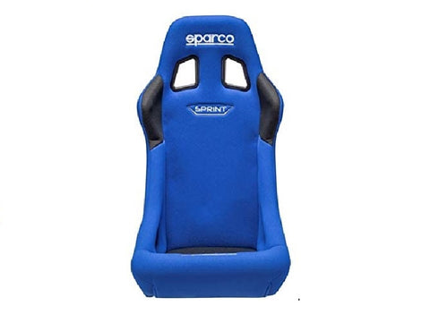Sparco 'Sprint' Blue Race Seat 2020 Bucket Seat