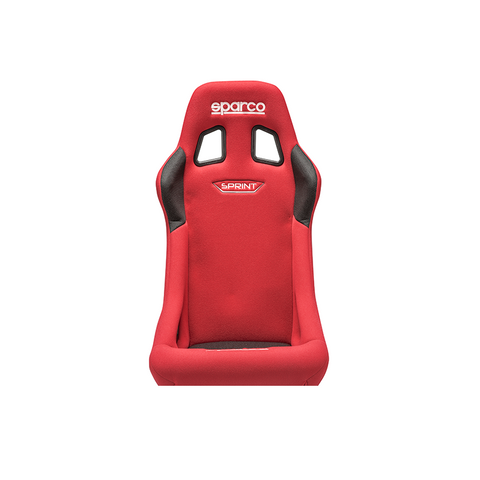Sparco 'Sprint' Red Race Seat 2020 Bucket Seat