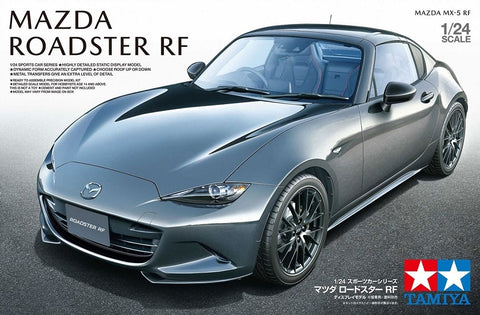 TAMIYA 1/24 MX-5 ND RF Model Kit
