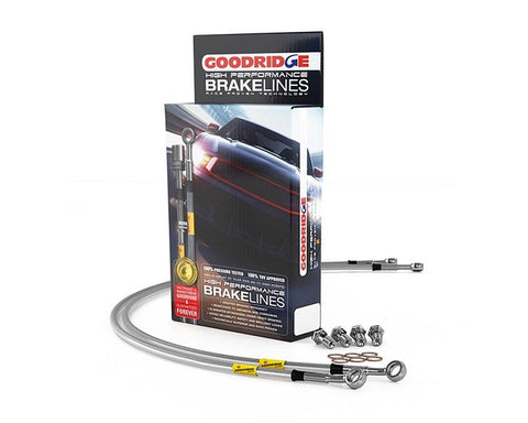 Goodridge Braided Brake Line Kit (Brakes Lines) - (NA/NB 1989-2004)