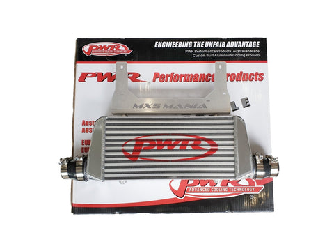 PWR Intercooler Kit and Mounting Bracket (DIY NB Turbo Kits / SE Turbo 2004)