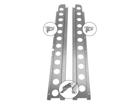 Frame Rails Reinforced (Underbody Rail Reinforcement Braces) - Jass Performance  (NA/NB 1989-2004)