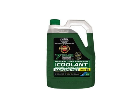Penrite '7 Year Coolant Concentrate' Green 2.5L
