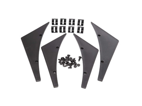 Canard Front Diffusers (Canards) - Universal