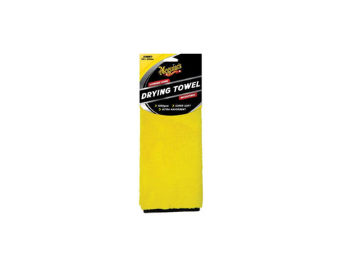 Meguiar's Supreme Shine Jumbo Drying Towel