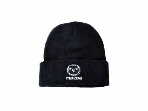Beanie 'Mazda' Black - Genuine Mazda