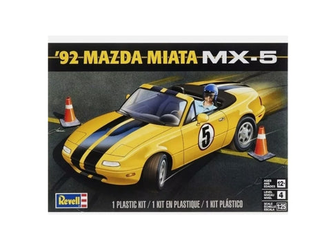 Model Kit '92 Mazda Miata MX-5'
