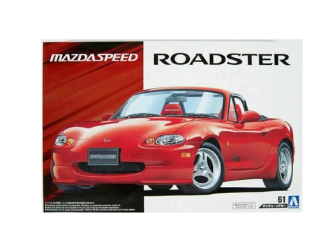Model Kit 'Mazdaspeed Roadster' NB8C