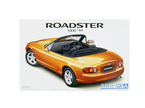 Model Kit 'NB8C 99 Roadster' Evolution Gold