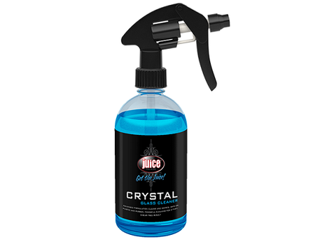 Juice Polishes - Crystal Glass Cleaner 500ml
