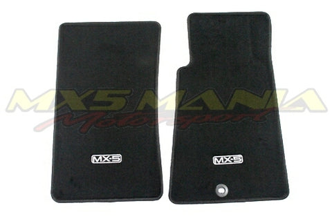 Genuine Mazda Carpet Floor Mats [Pair] (NA/NB 1989-2004)