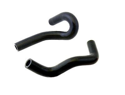 Silicone Heater Hose Pair Black (NA/NB 1989-2004)