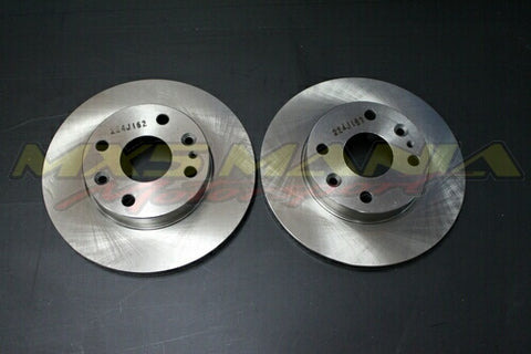 NA8/NB8A Front Disc Rotor Pair