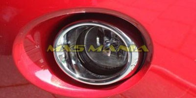 Chrome Fog Light Covers (NC1 2006-2008)