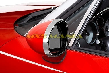 Chrome Mirror Ring Trims (NC1 2005-2008)