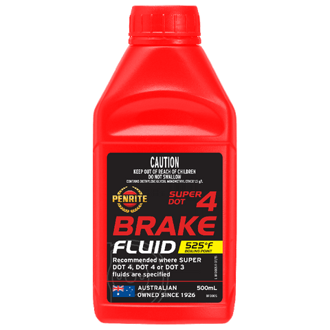Penrite Super Dot 4 Brake Fluid (500ml)