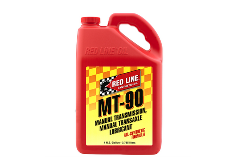 Redline MT-90 75w90 GL-4 Oil 3.78 Litre (1 Gallon)