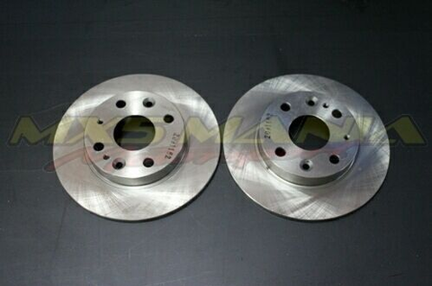 Rear Disc Rotor Pair (NC 2006-2014)