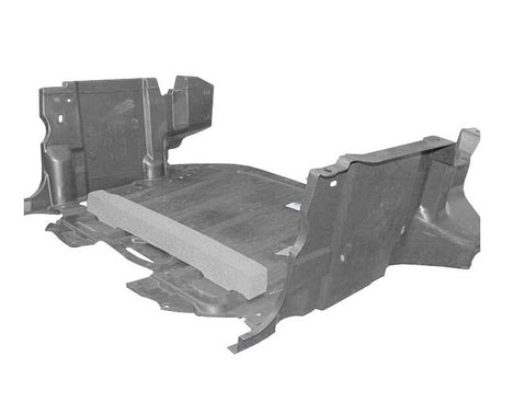 Engine Undertray - (2005-2014)