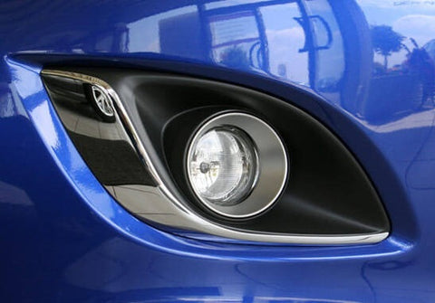 Chrome Fog Light Covers (NC2 2009-2012)
