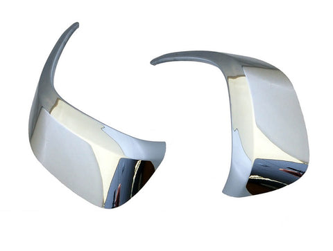 Chromed Fog Lamp Bezel Trim - NC (2012-2014)