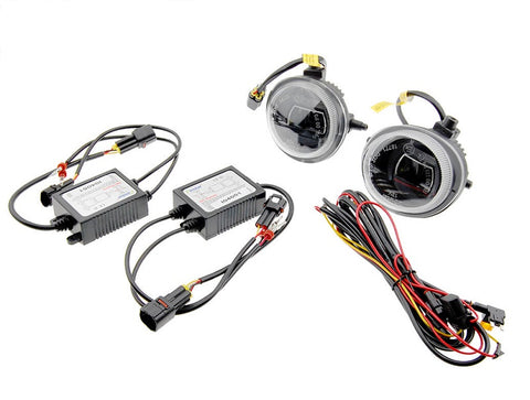 LED Daytime Running Light & Foglamp Kit - (NC 2005-2012)