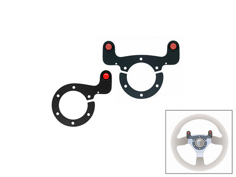Sparco Button Kits [Single / Twin] for Momo/Sparco Steering Wheels