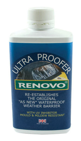 Canvas Soft Top Proofer (Renovo)