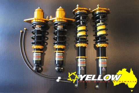 Yellowspeed Racing Premium Competition Coilovers (NC 2006-2014)