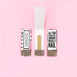 Mini Matchbook Nail File for Oh Shit Kits and Hangover Kits or Travel Bags Bachelorette Party Favors